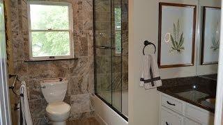 getlinkyoutube.com-Bathroom Remodeling with Wall and Floor Tile