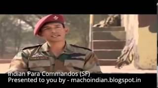 Indian Para Commandos
