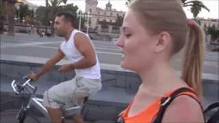 getlinkyoutube.com-Las chicas rusas ligando en Barcelona