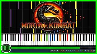 getlinkyoutube.com-IMPOSSIBLE REMIX - Mortal Kombat Theme