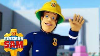 getlinkyoutube.com-Fireman Sam New Episodes 2016  🚒  1 Hour | Cartoons for Kids 🚒🔥