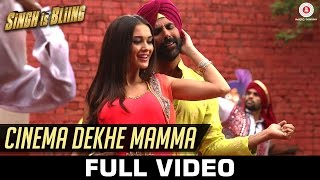 getlinkyoutube.com-Cinema Dekhe Mamma - Full Video | Singh Is Bliing | Akshay Kumar - Amy Jackson