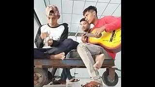 Gitar Dangdut suara merdu
