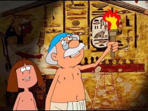 Занимательные уроки Всемирная история. Древний Египет