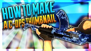 getlinkyoutube.com-How To Make a YouTube Thumbnail Using Photoshop Touch (C-OPS Style)