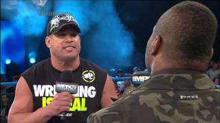 getlinkyoutube.com-Rampage Jackson Reaches Out To Tito Ortiz to Join the Main Event Mafia - Aug. 15, 2013