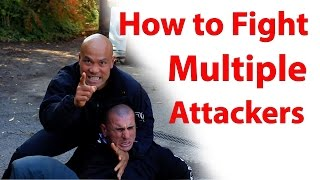 getlinkyoutube.com-How to Fight Multiple Attackers