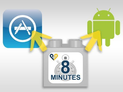 8 Min Abs iPhone / Android application