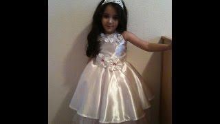 getlinkyoutube.com-إصنعى بنفسك فستان أميرة لإبنتك