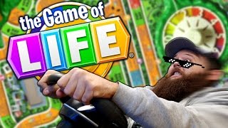 getlinkyoutube.com-SPEED RUN THROUGH LIFE | Game of Life Gameplay