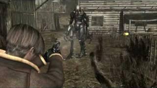 "getlinkyoutube.com-resident evil 4 PC TEST MOVIE ""Enemy change"""