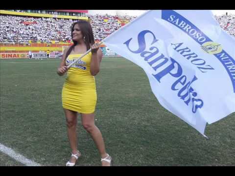 Bellezas En La Final Alianza Vs Metapan