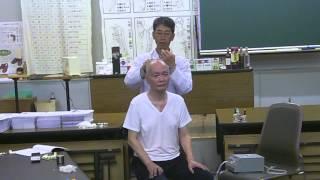 getlinkyoutube.com-百会に円皮針 首の痛み