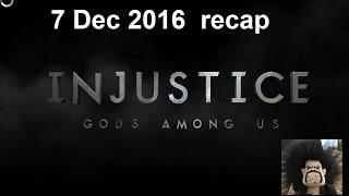 getlinkyoutube.com-Injustice Mobile: 1 Dec 2016 Weekly recap