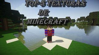 getlinkyoutube.com-TOP 5 PACK DE TEXTURAS DE MINECRAFT + Link de descarga Todas las Versiones