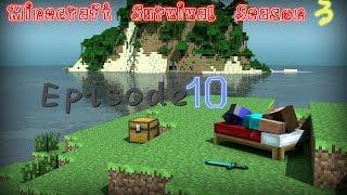 getlinkyoutube.com-[KTCตะลุย] SS2 MINECRAFT SUVRVIVAL#10 Go To The End PorTal