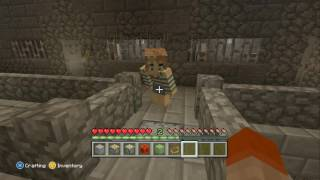 Minecraft Xbox 360: Trolling Someone who has seen my Herobrine Sightings