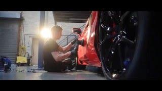 getlinkyoutube.com-ABC Detailing - Rosso Mars Lamborghini Aventador Roadster LP700-4 - Lord Aleem