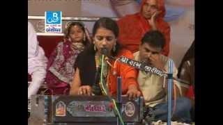 getlinkyoutube.com-Shruti Ahir Gujarati Dayro Bhajan - Rameshwardham Live - Part - 6 Superhit Lokdayro