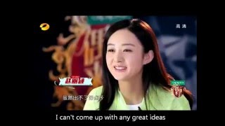 getlinkyoutube.com-Zanilia Zhao   Up Idol Compilation 趙麗穎 《偶像来了》剪輯 Eng Sub
