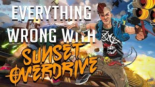 getlinkyoutube.com-GamingSins:  Everything Wrong with Sunset Overdrive