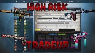 getlinkyoutube.com-CSGO ~ High Risk ST Tradeup Contract [REUPLOADED]