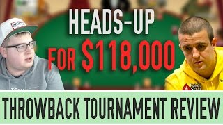 getlinkyoutube.com-[Part 7] Heads up in the Sunday Warm-Up - Throwback Tournament Review