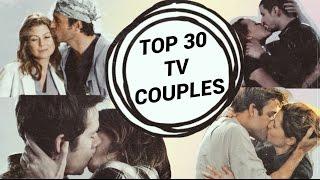getlinkyoutube.com-TOP 30 TV COUPLES