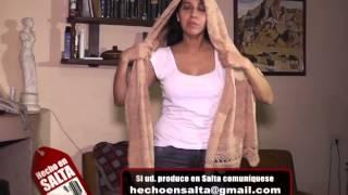 getlinkyoutube.com-Programa Hecho en Salta   Valeria Lopez   Tejidos Madreselva
