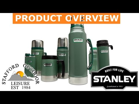 The Legendary Stanley Classic Vacuum Flask