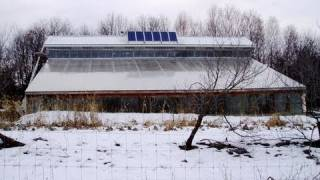 getlinkyoutube.com-Sustainable Energy: Thermal Banking Greenhouse Design