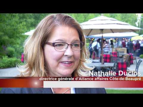 Dégustation Bières et Saucisses d'Alliance affaires Côte-de-Beaupré
