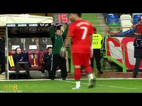 Ricardo Quaresma 2011 - Set Fire to the Rain - HD