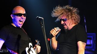 "Chickenfoot ""HighwayStar""  Live"