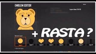 Tuto Emblème Black Ops 2 | Rasta & Ted
