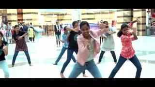 NIRUPA - MESCET - Kunnukara-Flash Mob at LuLu Mall