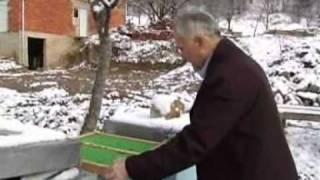 getlinkyoutube.com-Branko Končar - Pčelinjaci KONČAR Prijedor - januar 2007. - prilog emisije ''Bar kod''