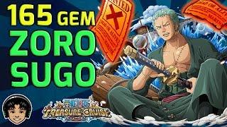getlinkyoutube.com-165 Gem Zoro Sugofest [One Piece Treasure Cruise]