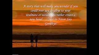 Bestseller book Never Say Goodbye by Rajiv Seth