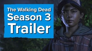 getlinkyoutube.com-Telltale's The Walking Dead Season 3 Trailer - The Game Awards 2016
