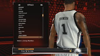getlinkyoutube.com-NBA 2K15 - How To Create The Best My Player! | MyPlayer | MyCareer | Crew