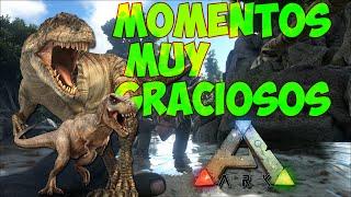 getlinkyoutube.com-MOMENTOS MUY GRACIOSOS DE ARK: Survival Evolved ( Vegetta777 , Willyrex , sTaXx )
