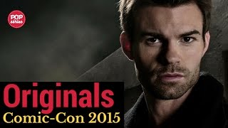 SDCC 2015: Daniel Gillies de The Originals
