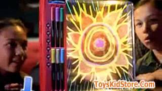 getlinkyoutube.com-Crayola Glow Book