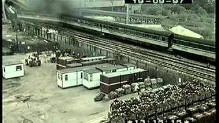 getlinkyoutube.com-Train Crash Southall 1997 CCTV Footage of Crash