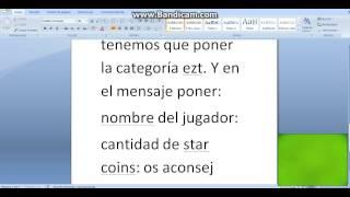 getlinkyoutube.com-como conseguir 400 star coins gratis!!!!!!!!!!!!