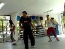 Aerodance Brasil - Ensaio Academia Hugo Soares 11-10-2008 Harmonia do Samba