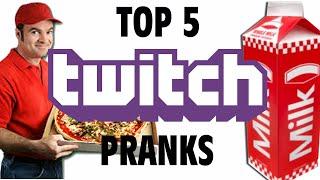 getlinkyoutube.com-Top 5 Twitch Pranks - GFM