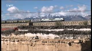 getlinkyoutube.com-Auf dem Dach der Welt - von Peking nach Lhasa per Zug