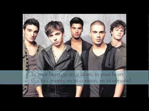 Heart Vacancy - The Wanted Lyric/Letra Ingles/Español